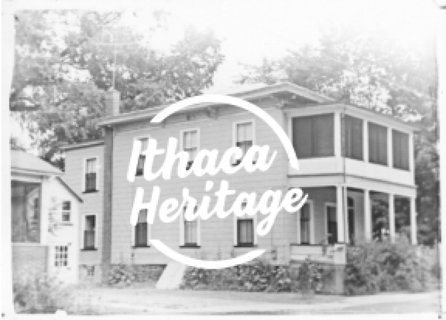 Tour - Ithaca Literary Tour - PocketSights
